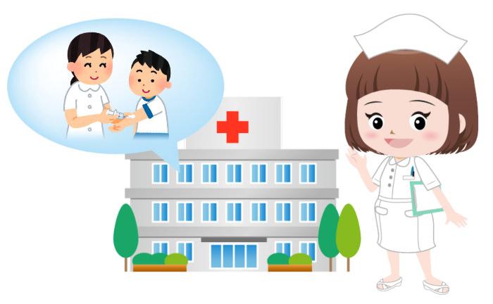 看護師の仕事
